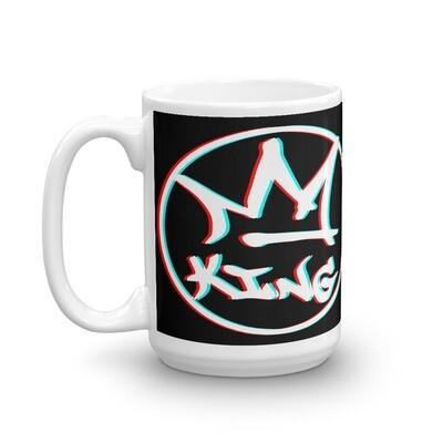 THE KING 3D MUG