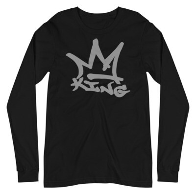 THE KING SHIRT - BLACK
