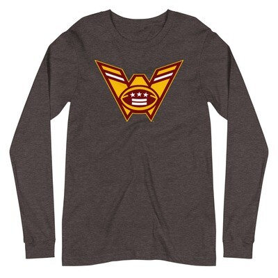 D.C. FOOTBALL SQUAD LONG SLEEVE