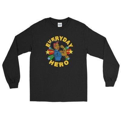 EVERYDAY HERO RIVER SHIRT  (5 Colors)