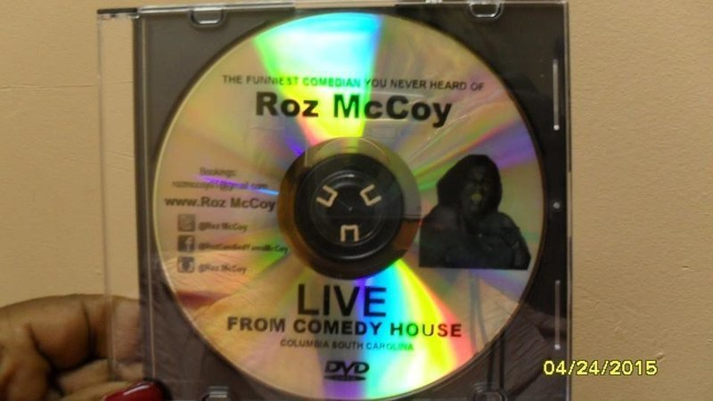 Roz McCoy Live At Comedy House DVD