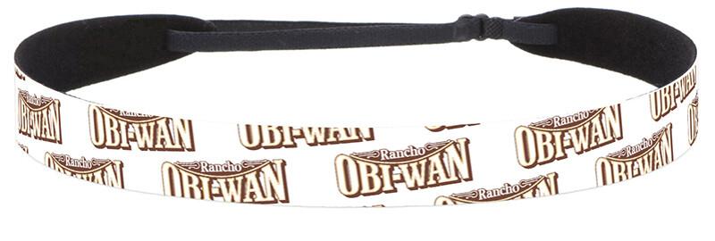 Rancho Obi-Wan logo headband