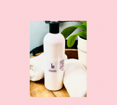 Naturallee Cleansing shampoo.