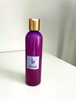 Naturallee Cleansing and conditioning  shampoo.