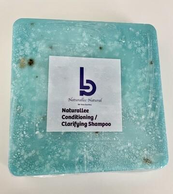 Naturallee Conditioning/ Clarifying Shampoo Bar.