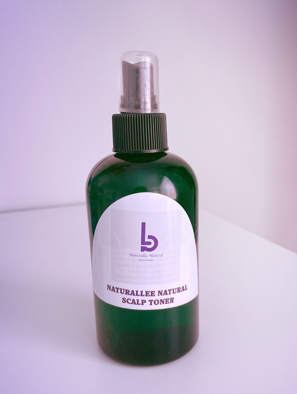 Cleanser and scalp toner