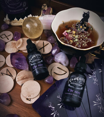 The Seer Tonic Tincture