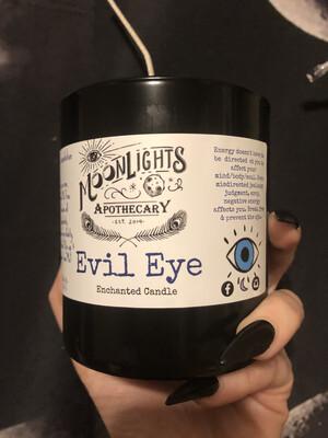 Evil Eye Enchanted Ritual Candle