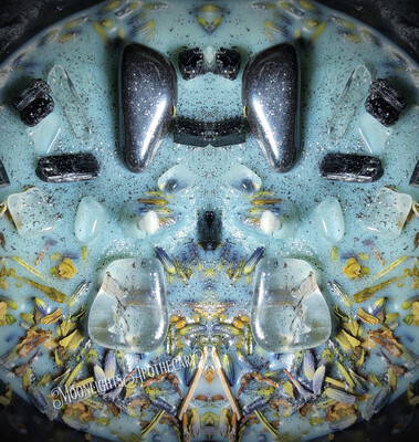 Mercury Retrograde Enchanted Ritual Candle