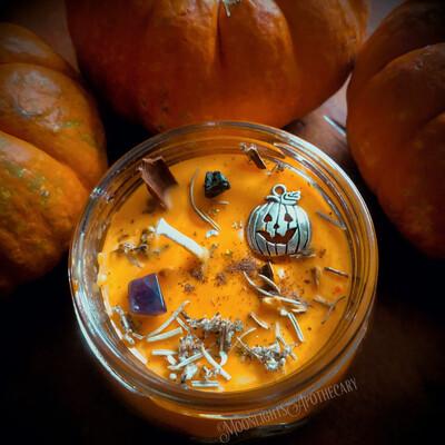 Mini Samhain Candle
