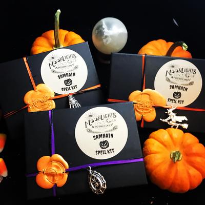 Samhain Spell Kit