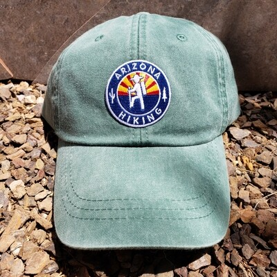 Arizona Hiking Optimum Low-Pro - Forest Green