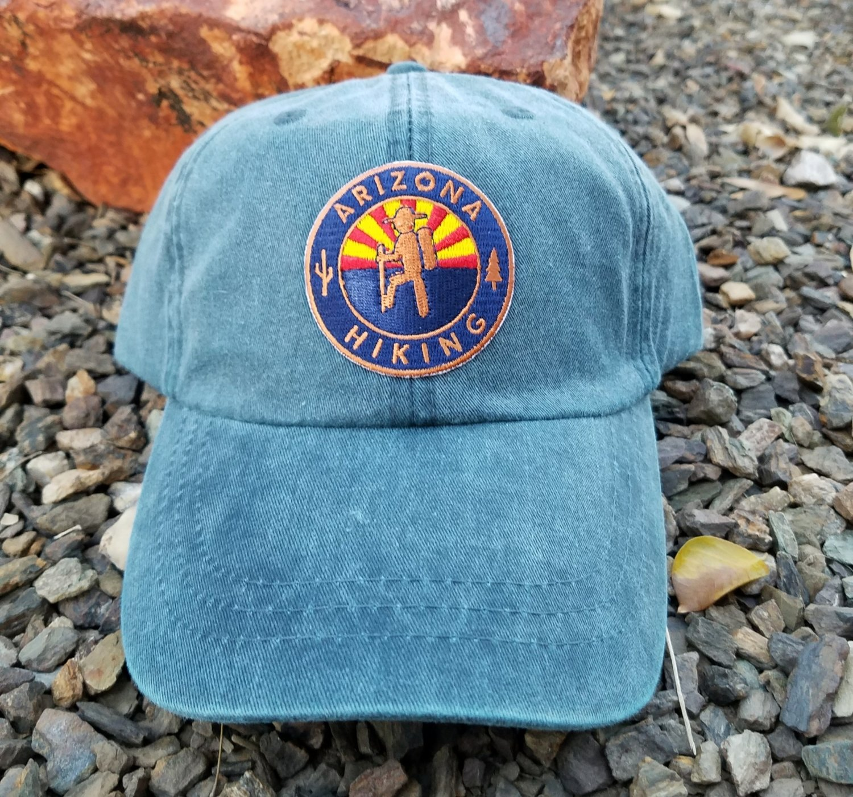 Arizona Hiking Optimum Low-Pro - Monsoon Blue (Copper Edition)