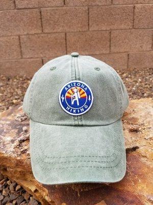 Arizona Hiking Optimum Low-Pro - Spruce Green