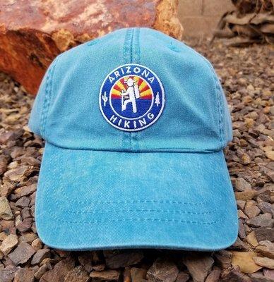 Arizona Hiking Optimum Low-Pro - Supai Blue