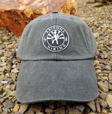 Arizona Hiking Optimum Low-Pro - Black (B&W Patch)