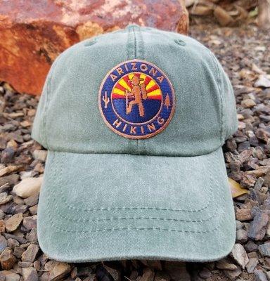 Arizona Hiking Optimum Low-Pro - Spruce Green (Copper Edition)