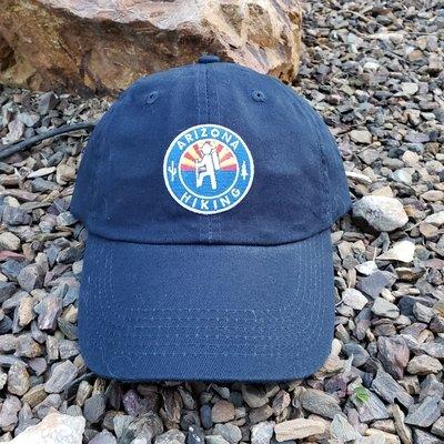 Arizona Hiking Low-pro Dad Hat - Navy