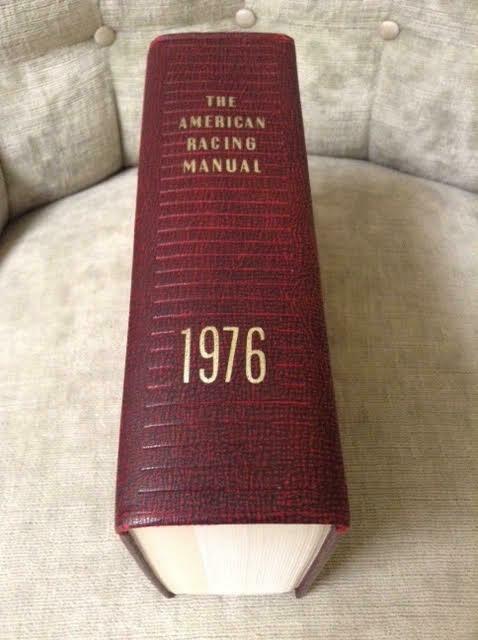 1976 American Racing Manual