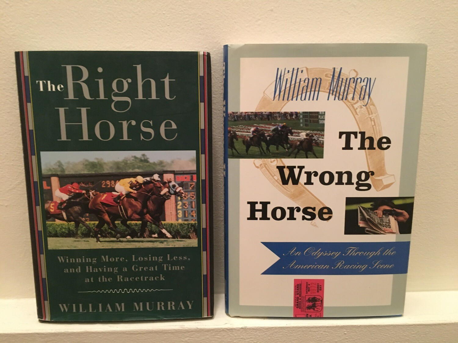 Handicapping Books