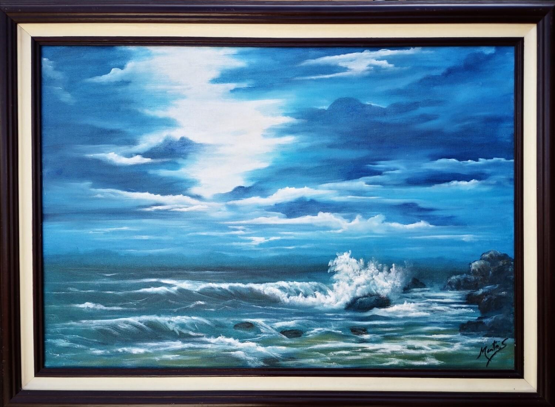 Eterno Amor, Mar y Cielo