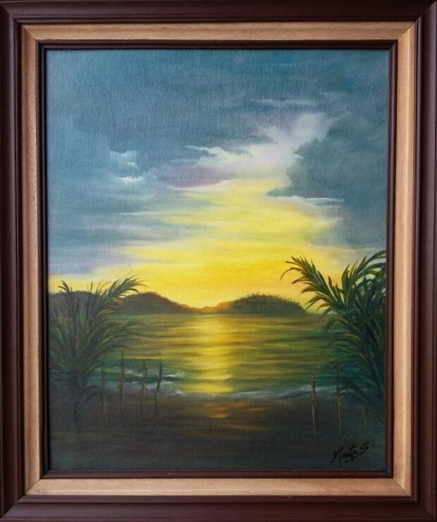 Atardecer Punta Leona