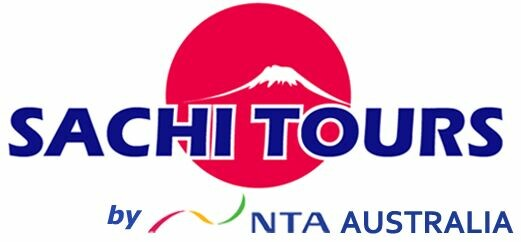 Japan Sales Site by NTA Sachi Tours