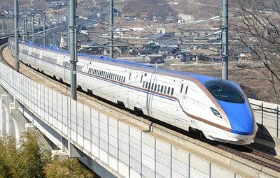 JR East Nagano Niigata area Flexible 5 Days Pass *e-Ticket