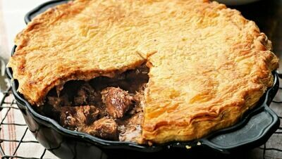 Family Chunky Beef Pie