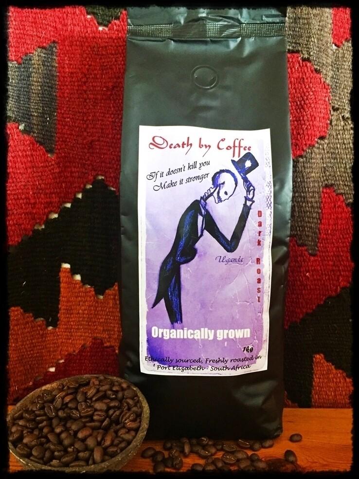 sleep when you're dead - dark beans - 250g