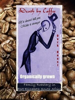 1kg - Sleep when you're dead - dark beans