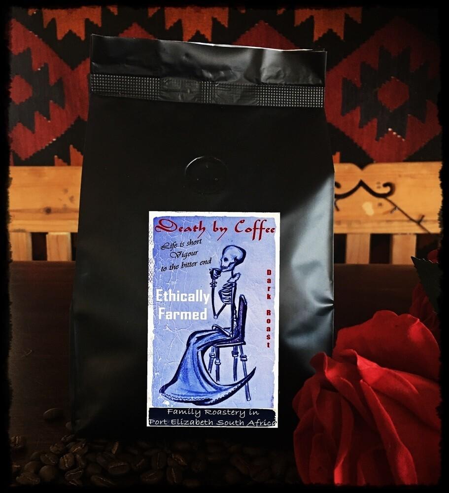 500g Dark single origin espresso ground - Life is Short
