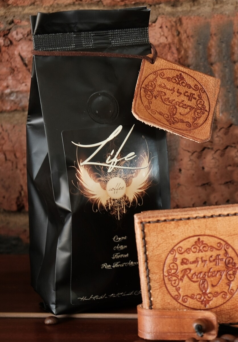 Coffee & Coaster Combo