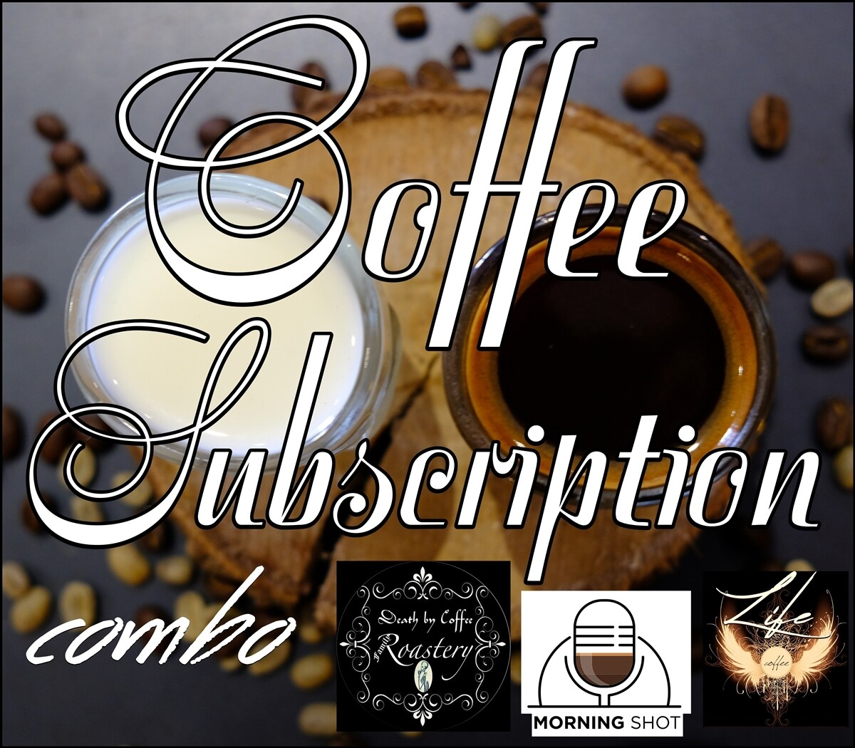 Monthly Coffee Subscription - COMBO