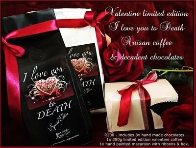 Valentine Coffee & chocolate