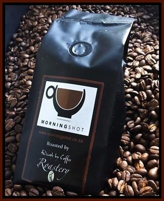 250g Morning Shot Espresso ground