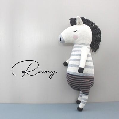 AVA&YVES Zebra Remy