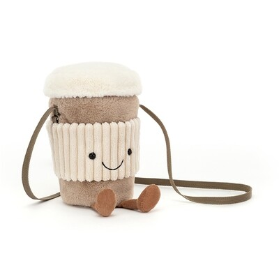 Jellycat Tasche Amuseable Coffee-To-Go Bag