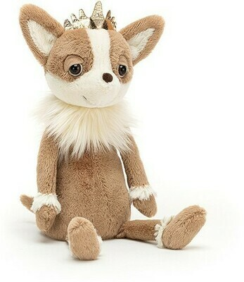 Jellycat Kuscheltier Princess Chihuahua