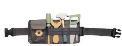 Jabadabado Werkzeuggürtel