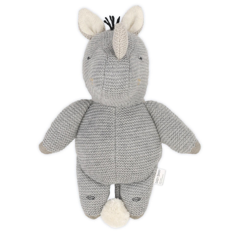 Baby Bello Ruby Rhino Teddy