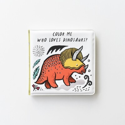WG Badebuch – Dinosaurier