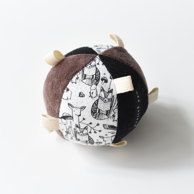 WG Erkundungsball mit Rassel woodland