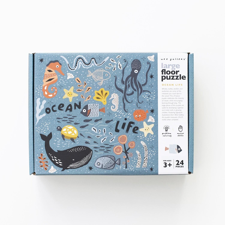 WG Puzzle Ozean Leben 24 teilig