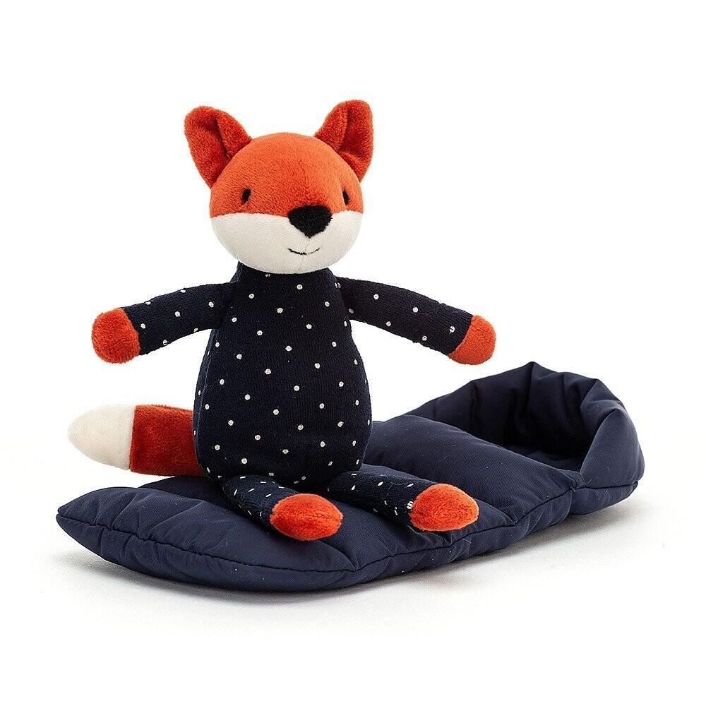 Jellycat Snuggler Fuchs
