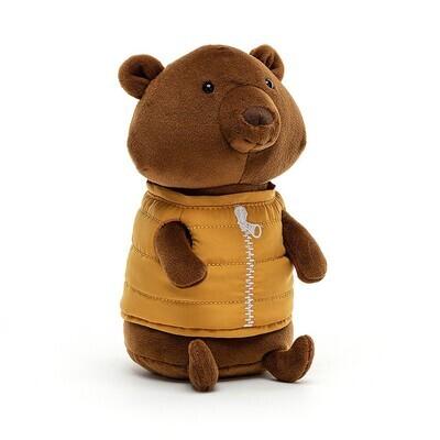 Jellycat Bär Campfire Critter Bear