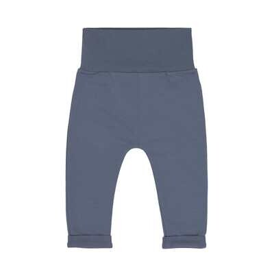 Lässig Babyhose GOTS - Blau Größe wählbar (3- 24 Monate)