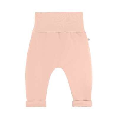 Lässig Babyhose GOTS - rosa Größe wählbar (7- 24 Monate)