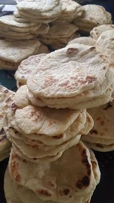 Sourdough Flatbread Tortillas - 6 ct. package