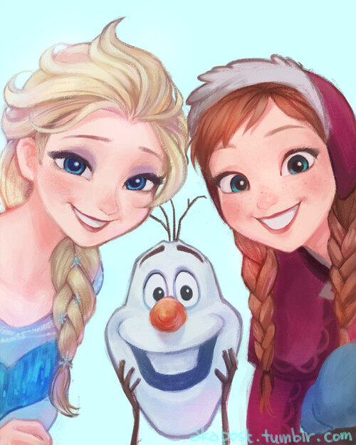 Camp: Frozen Friends-- (ages 3-6)  June 28-July 1st,  M-Th   9-11am